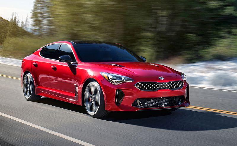 2019 Kia Stinger Release Date Msrp Interior