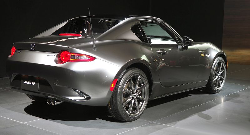 2019 Mazda Miata Fender Flares V8 V8 For Sale