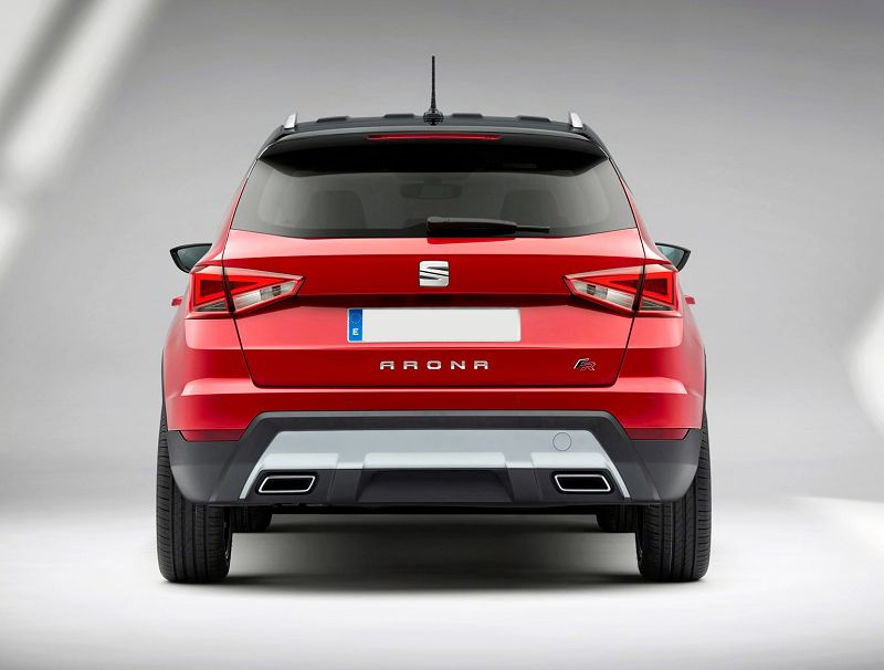 2019 Seat Arona Youtube Vs Ateca Brochure