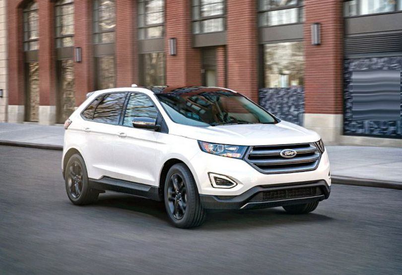 2020 Ford Edge Colors Changes Sport Dimensions