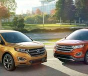 2020 Ford Edge Models Towing Capacity Titanium Colors