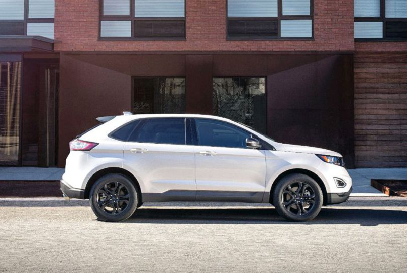 2020 Ford Edge Release Date Titanium Sport Appearance Package