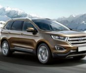 2020 Ford Edge Review Refresh Rumors Cost