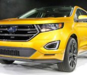 2020 Ford Edge Se Sport Release Date Sel