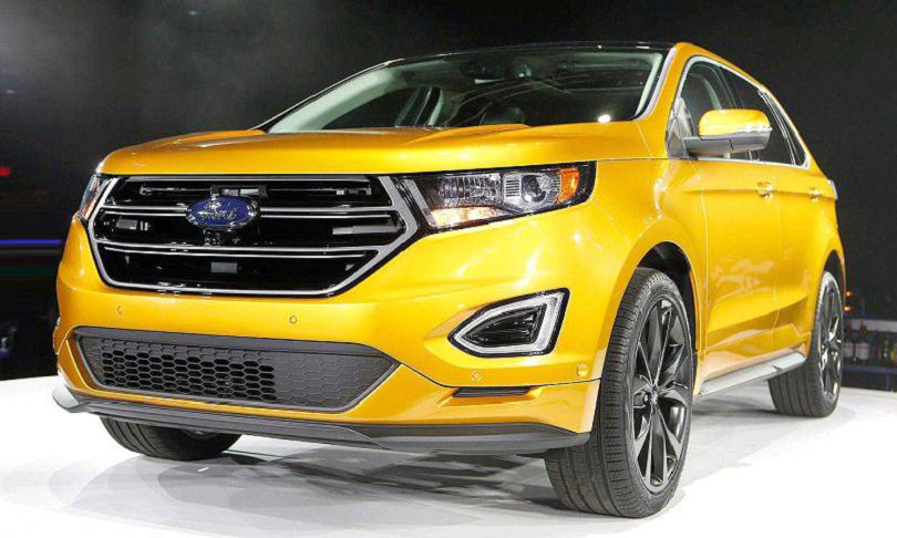2020 Ford Edge Titanium For Sale Vignale Vs 2017 ...