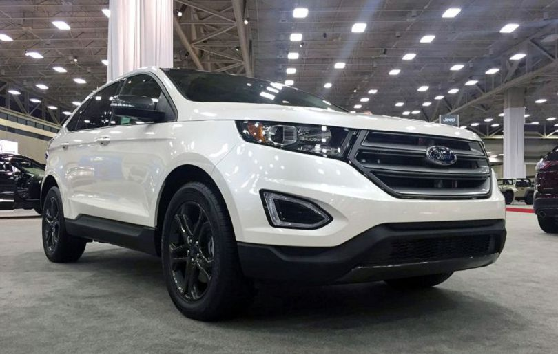 2020 Ford Edge Specs Sport Review Colors