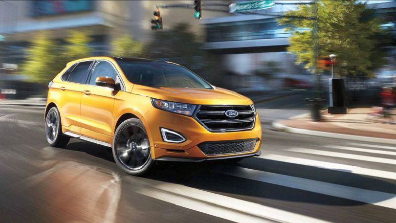 Ford Edge Towing Capacity >> 2020 Ford Edge Models Towing Capacity Titanium Colors - spirotours.com
