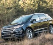 2020 Ford Edge White Order Guide Awd Interior
