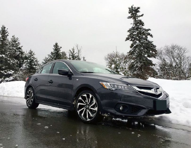 2019 Acura Ilx Redesign A Spec Concept