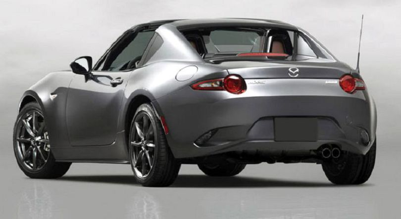 2019 Mazda Mx 5 Rf Performance Pictures Price Uk