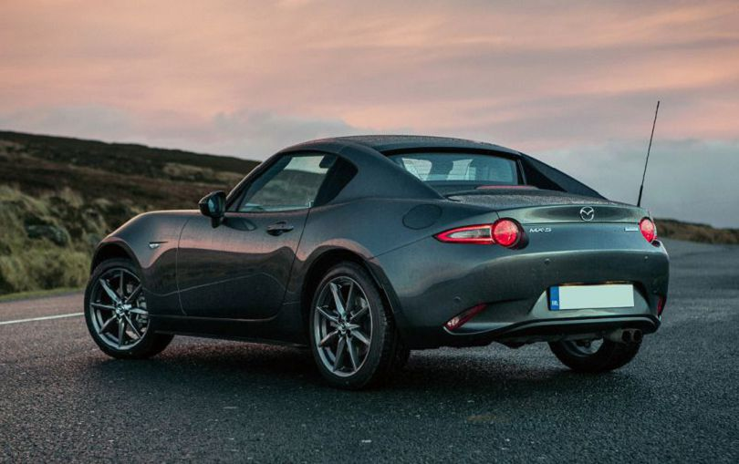2019 Mazda Mx 5 Rf Price Canada Roof Red