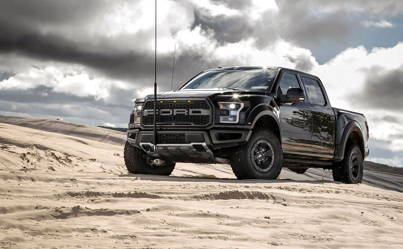 2017 Ford F 150 Brochure Limited Sales Velociraptor Review