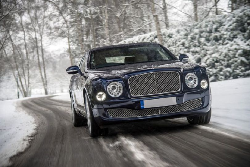 2019 Bentley Mulsanne New York On Rims Price
