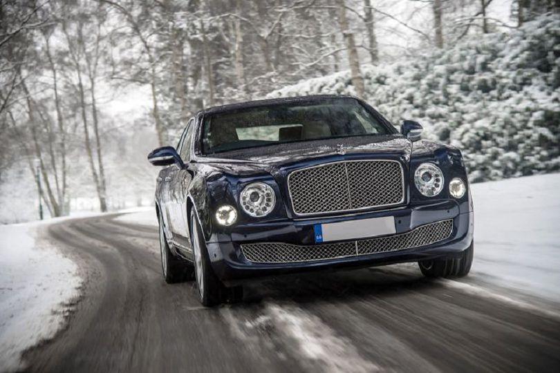 2019 Bentley Mulsanne New York On Rims Price