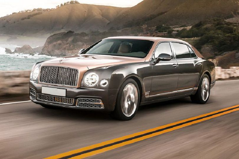 2019 Bentley Mulsanne Rims Rear Range Price List