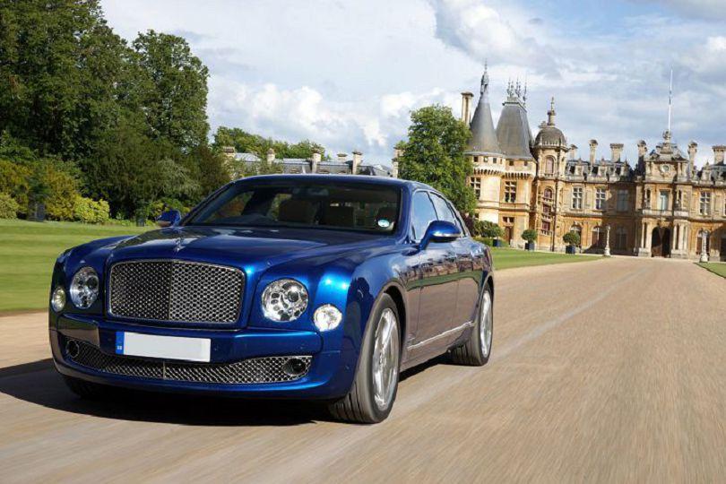 2019 Bentley Mulsanne Used Speed Extended Wheelbase