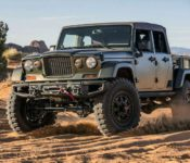 2019 Jeep Wrangler Pickup Old Or Truck Pick Up Occasion
