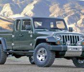 2019 Jeep Wrangler Pickup Specs Spy Shots Truck For Sale Diesel