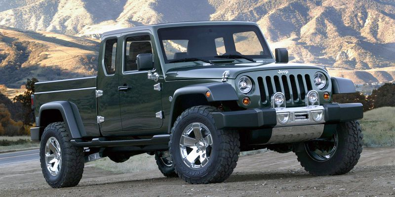 2019 Jeep Wrangler Pickup Towing Capacity Top Truck Cost