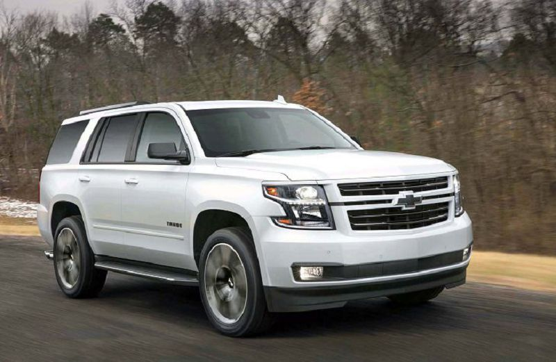 2019 Chevy Tahoe Premier Owners Manual New