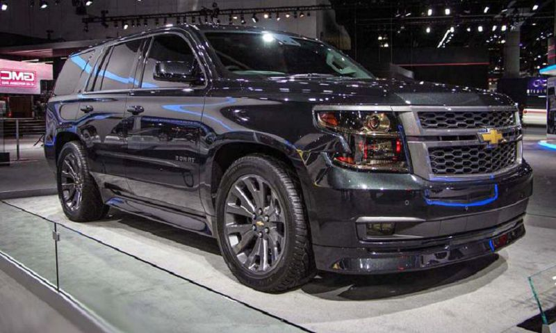 2019 Chevy Tahoe Z71 Midnight Edition Price Xl