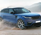 2019 Range Rover Svr Overfinch Off Road Orange