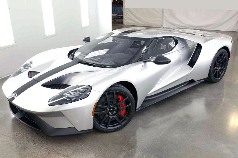 New Ford Gt Price Images Pictures Motor Vs Ferrari