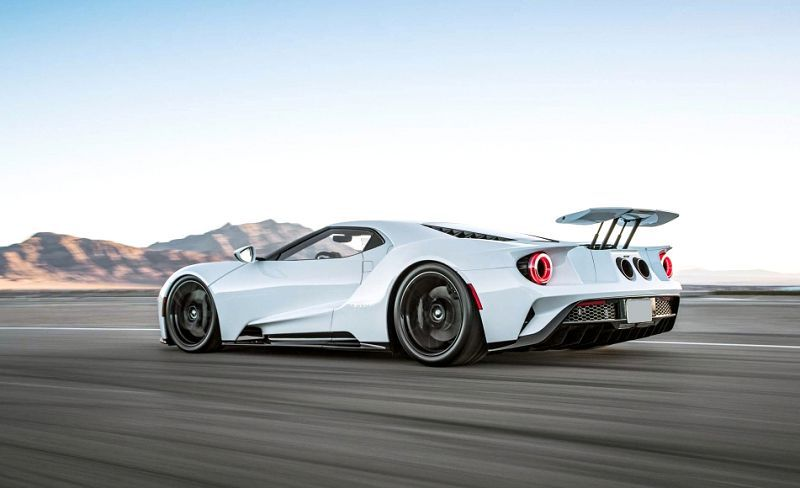 New Ford Gt Price Review Race Car Quarter Mile