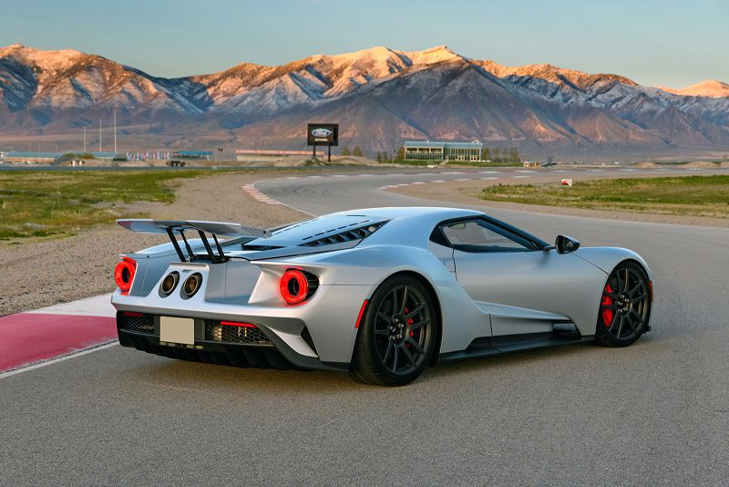 New Ford Gt Price Review Race Car Quarter Mile Pictures