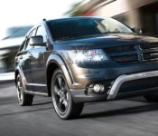 2019 Dodge Journey Trailer Hitch Mpg Uconnect Roof Rack