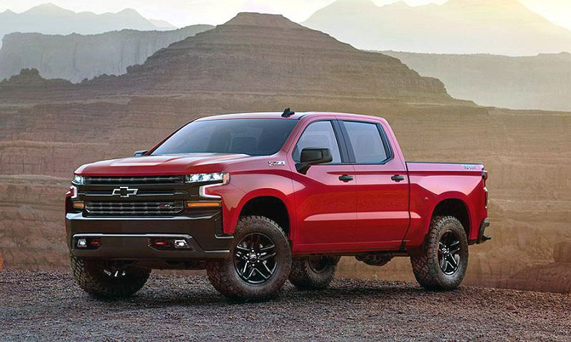 2019 Trail Boss For Sale 2015 Edition Chevrolet Edition Price