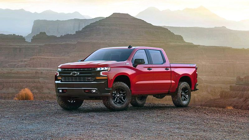 2019 Trail Boss Z71 Price Tonneau Cover Diesel