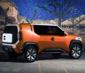 2019 Toyota Ft 4x Canada Concept Colors Gas Mileage