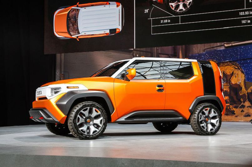 2019 Toyota Ft 4x Wiki Youtube Cost Concept