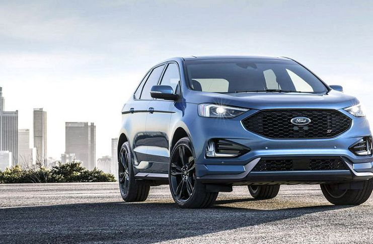 Ford Edge St 2019 For Sale Sport Interior Length Msrp