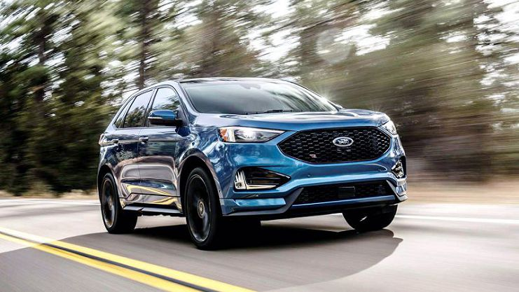 Ford Edge St 2019 Gas Mileage 2013 Reviews 2014