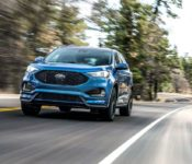 Ford Edge St 2019 Vs Ford Escape 2015 Sport Sel