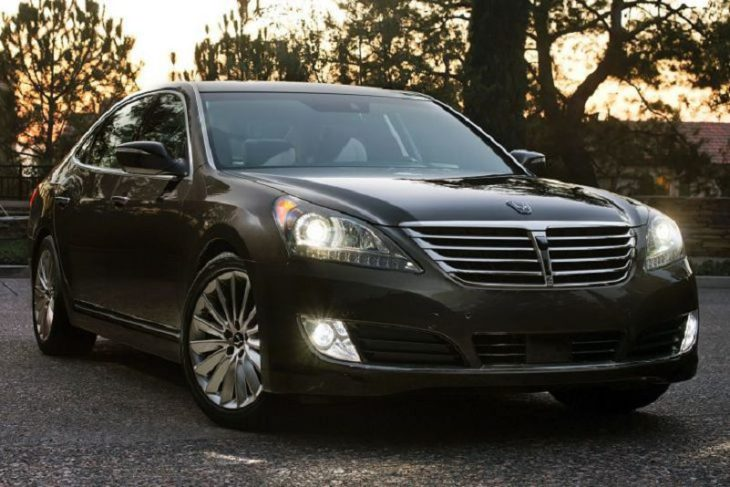 2002 Hyundai Equus 2016 Ultimate For Sale Vs Genesis