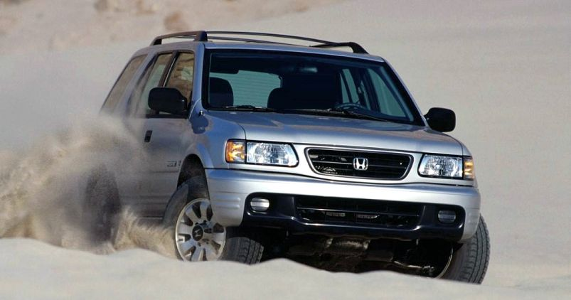 2019 Honda Passport Problems Pictures Service Manual