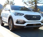 2019 Hyundai Santa Fe Gas Tank Size Nissan Rogue Vs Oil
