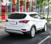 2019 Hyundai Santa Fe Interior Dimensions Images Headlights