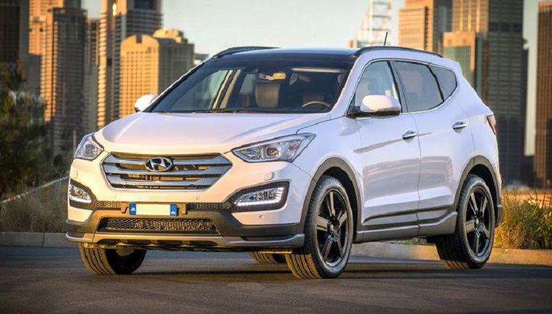 2019 Hyundai Santa Fe Sport 2013 Sport Horsepower