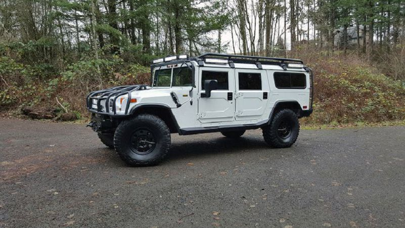 Hummer H1 Price For Sale By Owner Gas Mileage Used