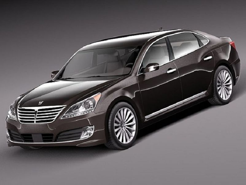 Hyundai Equus Price 2017 New Next Generation