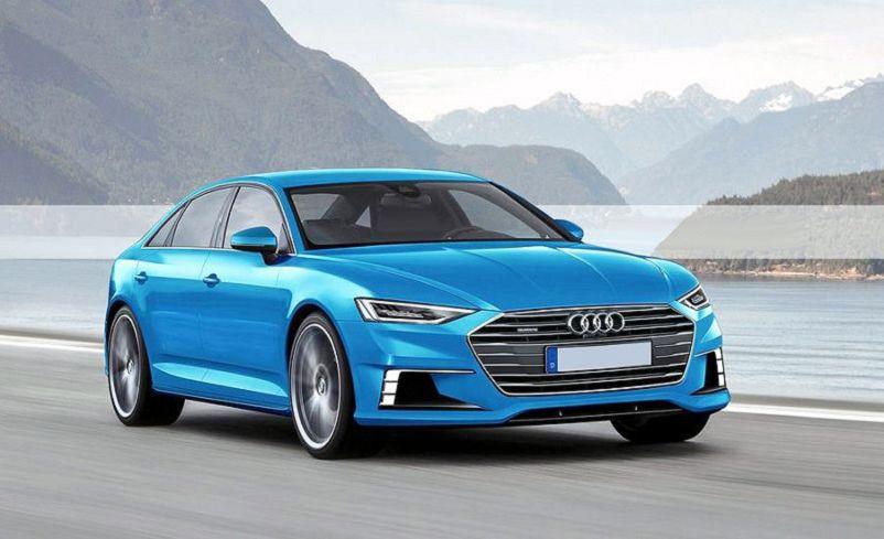 2019 Audi A6 2017 2018 2012 Manual Transmission
