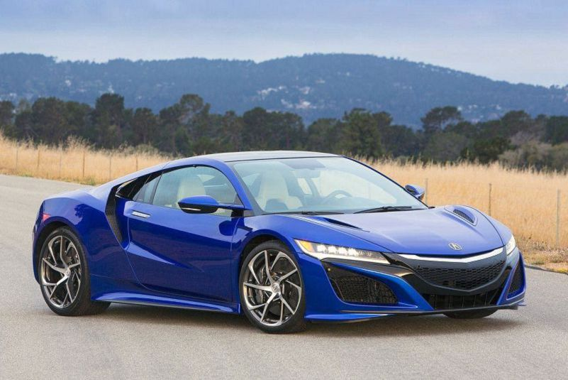 2019 Acura Nsx Msrp Type R Price Images Wheels