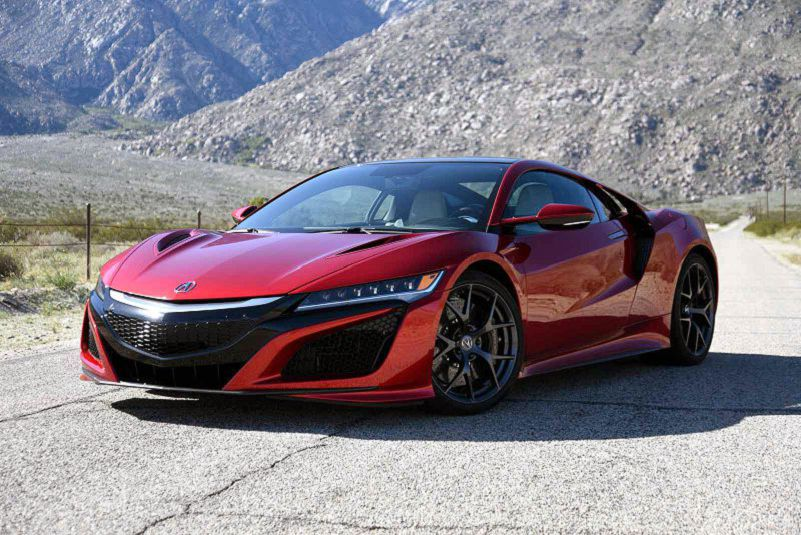 2019 Acura Nsx Performance Parts Upgrades