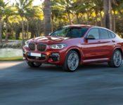 2019 Bmw X4 M40 M Sport Facelift M40i Specs