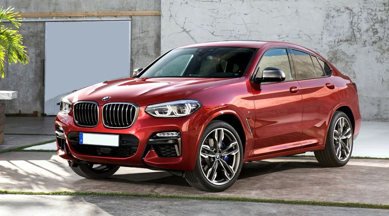 2019 Bmw X4 Release Date Dimensions Changes