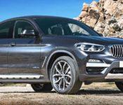 2019 Bmw X4 Tire Size Vs X6 White Horsepower